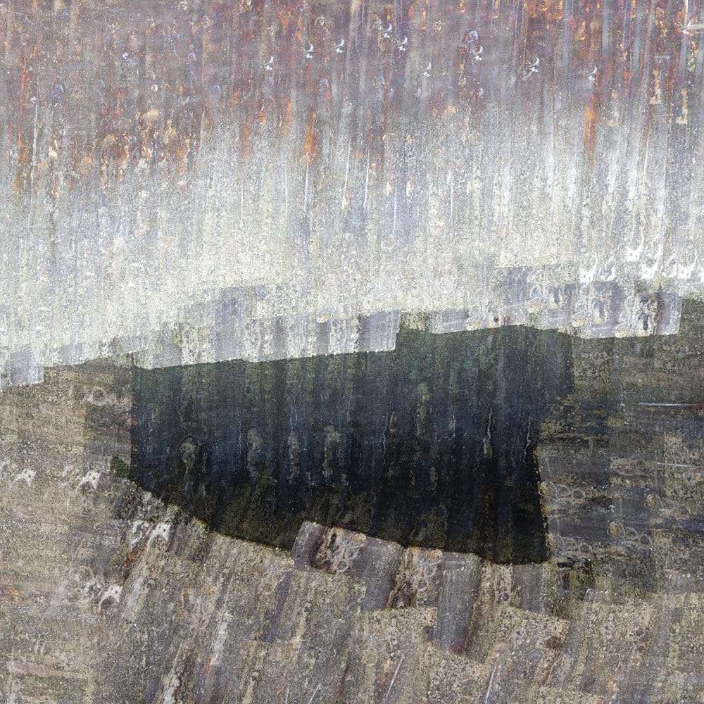 Andy Holliman's abstract photo of Stromness Harbour
